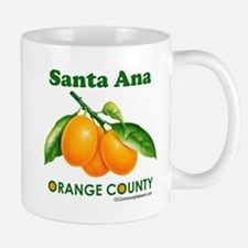 Santa Ana, Orange County Mug