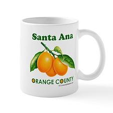 Santa Ana, Orange County Small Small Mug
