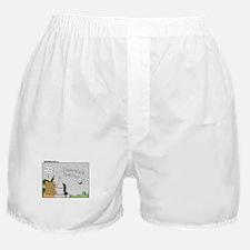 AutoCorrecting Boxer Shorts
