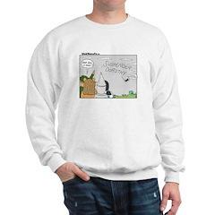 AutoCorrecting Sweatshirt