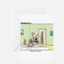 Bathtime Greeting Card