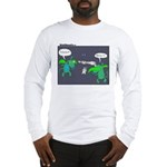 Astronaut Tetherball Long Sleeve T-Shirt