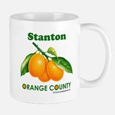 Stanton, Orange County Mug