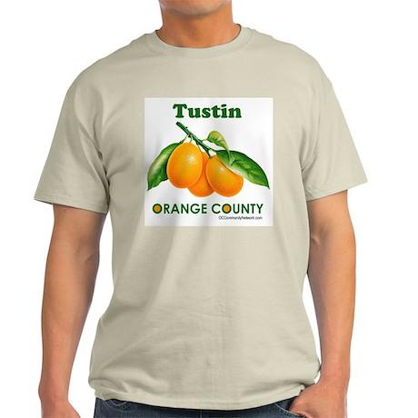 Tustin, Orange County Light T-Shirt