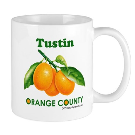 Tustin, Orange County Mug