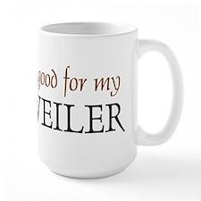NTG-MY Rottweiler Mug