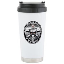 USN Intelligence Specialist S Travel Mug