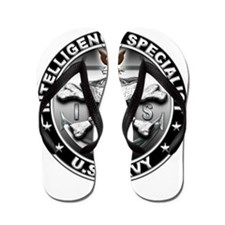 USN Intelligence Specialist S Flip Flops