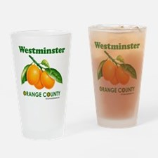 Westminster, Orange County Drinking Glass