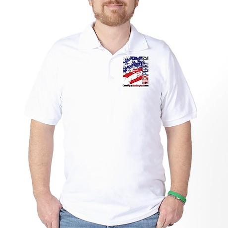 Rick Perry Golf Shirt