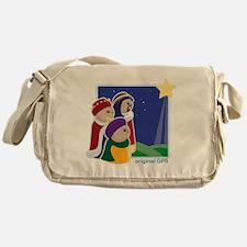 Original GPS Messenger Bag