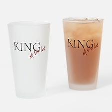 Funny Brennan Drinking Glass
