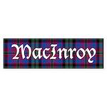 Tartan - MacInroy Sticker (Bumper 50 pk)