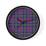Tartan - MacInroy Wall Clock