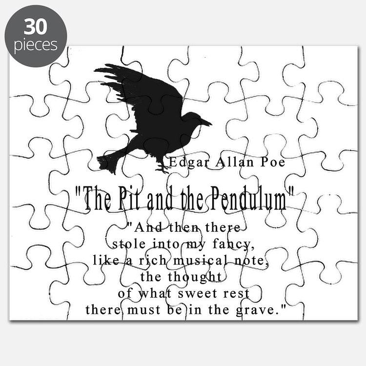 Edgar Alan Poe Puzzle