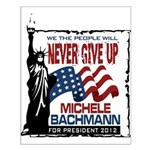 Bachmann Small Poster