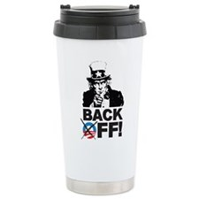 Anti Obama Travel Mug