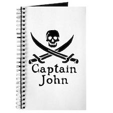 Captain John Journal