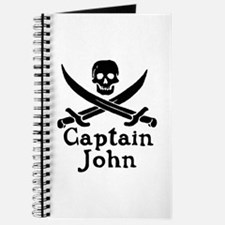 Captain John Journal