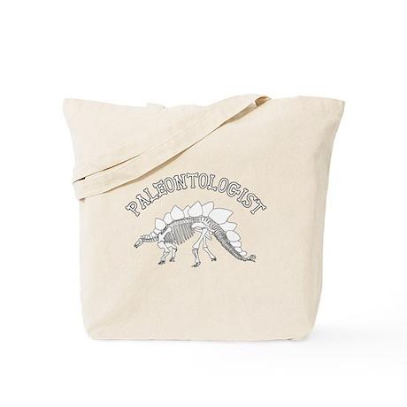 Paleontologist (Stegosaurus) Tote Bag