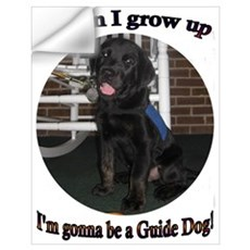 Gonna Be a Guide Dog Wall Decal