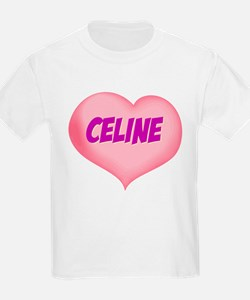 celine heart T-Shirt