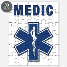Medic and Paramedic Puzzle