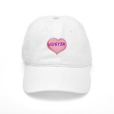 justin heart Baseball Cap