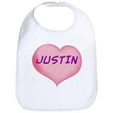 justin heart Bib