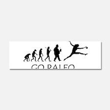 Go Paleo Car Magnet 10 x 3