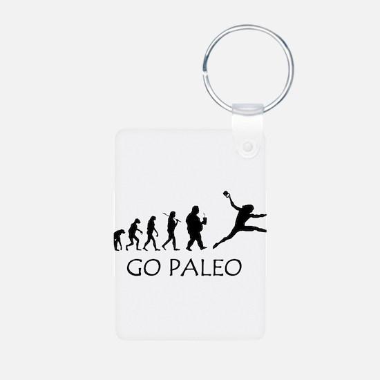 Go Paleo Keychains