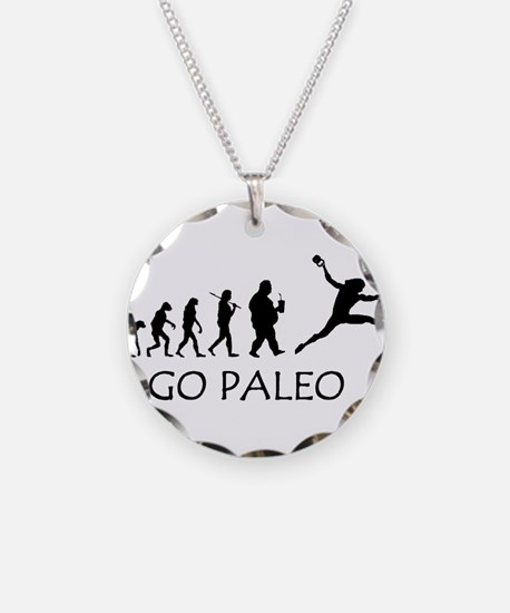Go Paleo Necklace