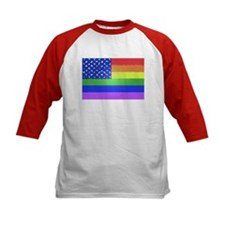 Rainbow Flag Tee