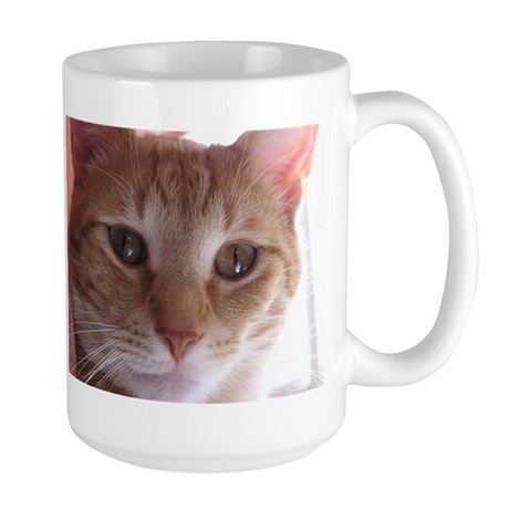 Mr. Munchkin Face Large Mug