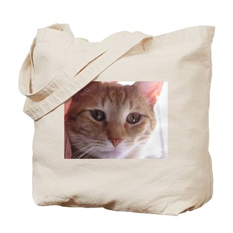 Mr. Munchkin Face Tote Bag
