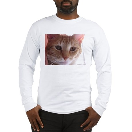 Mr. Munchkin Face Long Sleeve T-Shirt