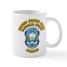 Army National Guard - Alaska Mug