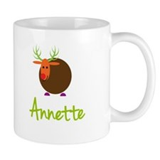 Annette the Reindeer Mug