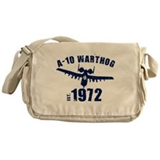 Varsity A-10 1972 Messenger Bag