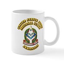 Army National Guard - Arkansas Mug