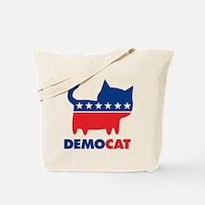 DEMOCAT Tote Bag