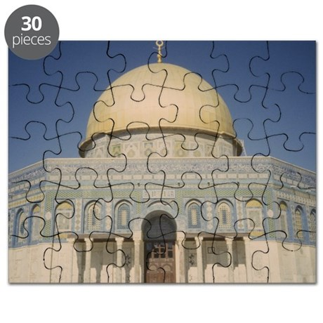 Dome of the Rock Puzzle