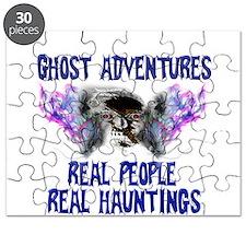 Ghost Adventures Puzzle