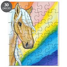 Horse Mandala Puzzle