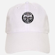USN Mineman Skull MN Baseball Baseball Cap
