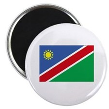 "NAMIBIA - The Flag of Namibia 2.25"" Magnet (10 pac"
