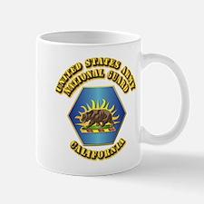 Army National Guard - California Mug