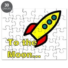 To the Moon... Puzzle