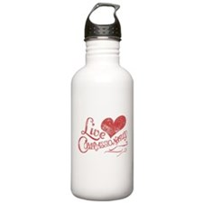 Heart Compassion Water Bottle