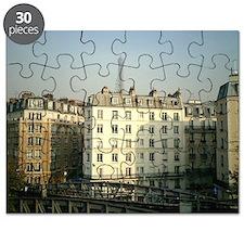Paris Apartments and Eiffel T Puzzle